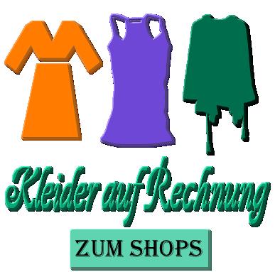Kleider auf Rechnung bestellen als Neukunde